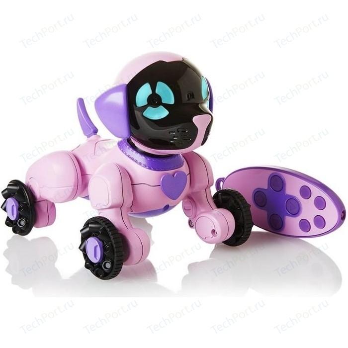 Интерактивная cобачка WowWee Ltd Чиппи розовая - 3817-W