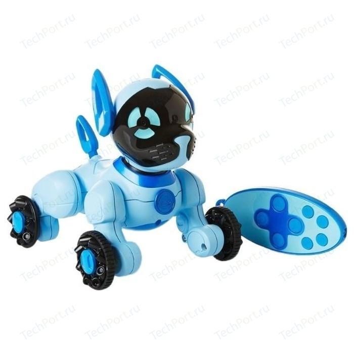 Интерактивная cобачка WowWee Ltd Чиппи голубая - 3818-Blue