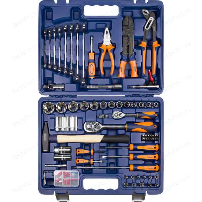 Набор инструмента HELFER 1/2Dr и 1/4Dr 99 предметов (HF000016)