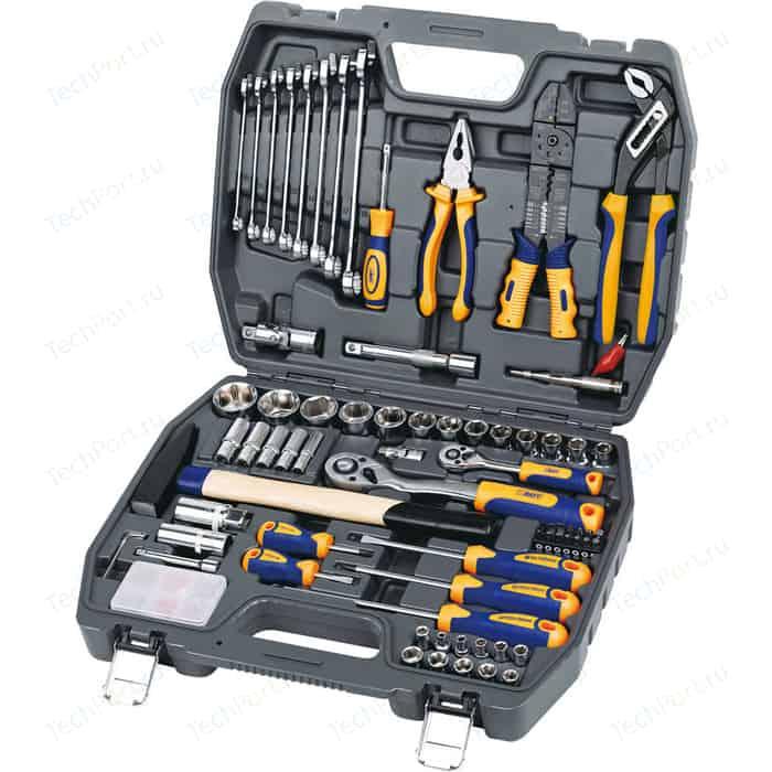 Набор инструментов Kraft 1/2 Dr и 1/4 99 предметов (KT 700307)