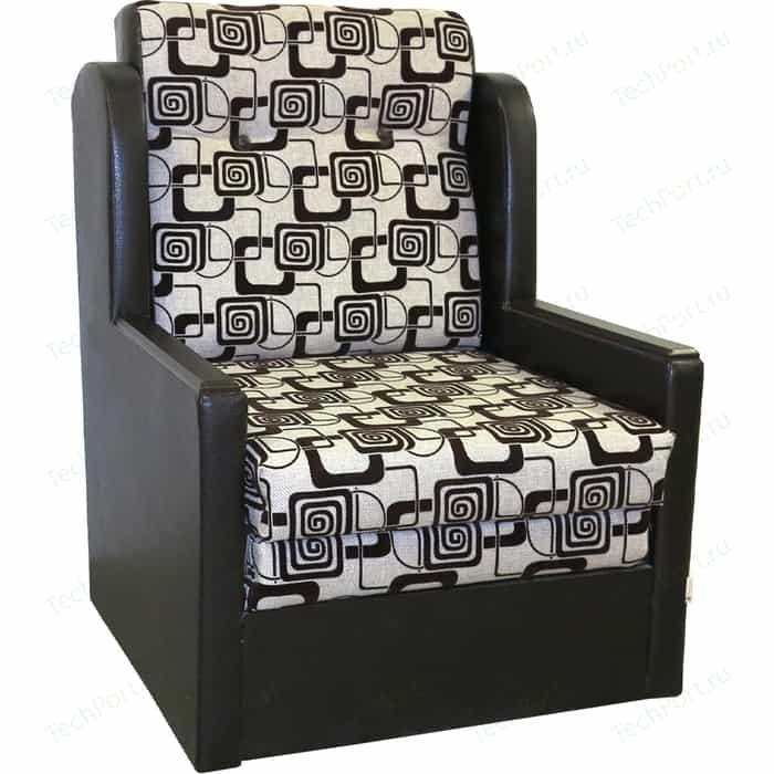 Кресло-кровать Шарм-Дизайн Классика Д шенилл ромб кресло шарм дизайн классика д шенилл светло коричневый