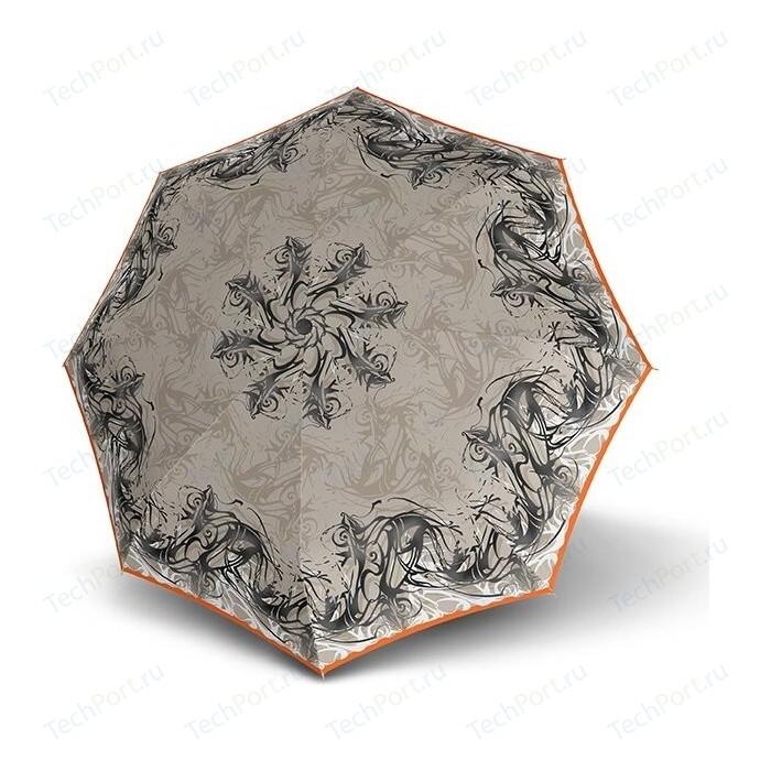 Зонт женский, 3 сложения, полный автомат DOPPLER 744146525 6