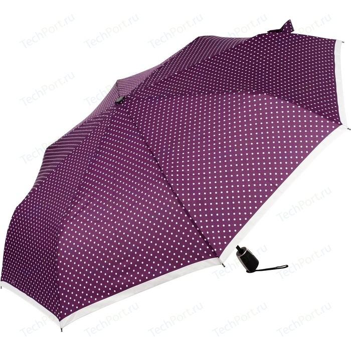 Зонт DOPPLER женский, 3 сложения, полный автомат, 7441465G2603 зонт мужской doppler цвет серый 74667bfg
