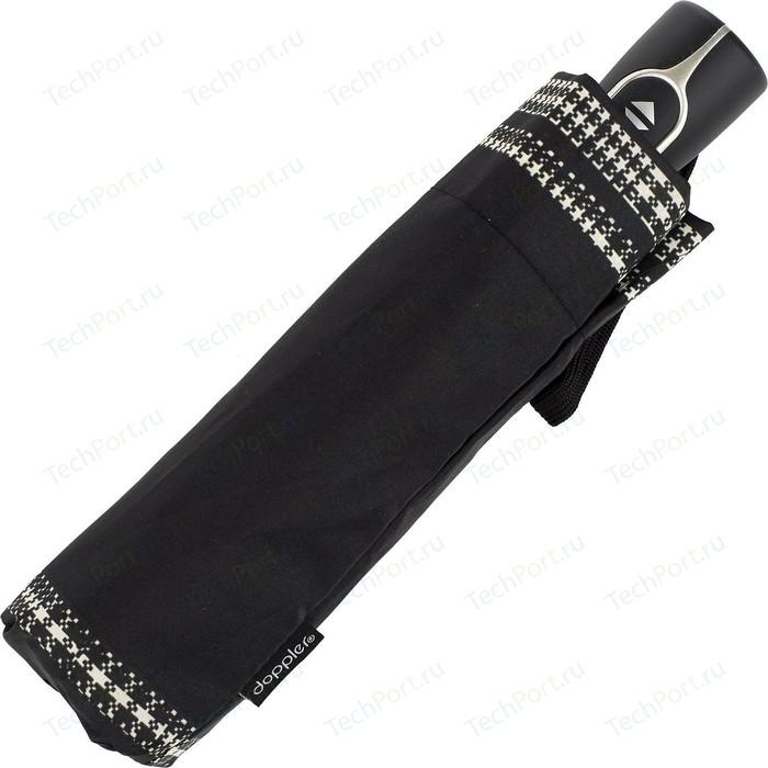 Зонт женский, 3 сложения, полный автомат DOPPLER 7441465G2608