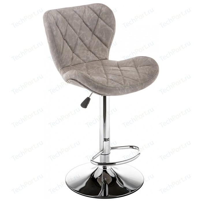 Барный стул Woodville Porch светло-серый стул woodville dodo светло серый