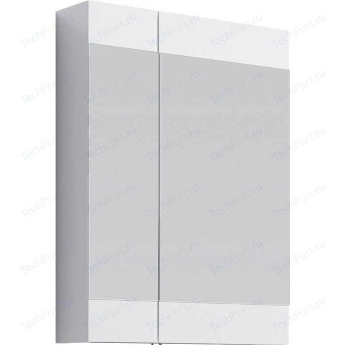 Зеркальный шкаф Aqwella Brig 60x80 белый (Br.04.06/W)