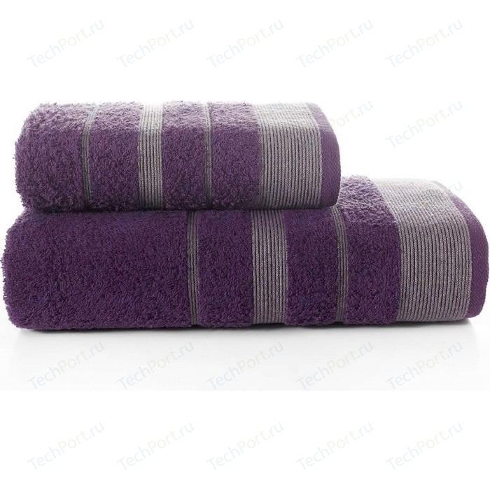 Набор из 2 полотенец Karna Regal Set (50X90/70X140) (3093/CHAR003) Фиолетовый