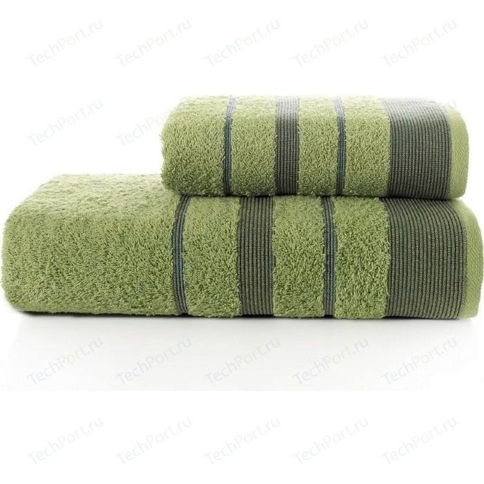 Набор из 2 полотенец Karna Regal Set (50X90/70X140) (3093/CHAR004) Зеленый
