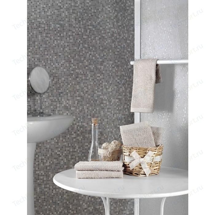 Набор кухонных полотенец 5 штук Karna Twist (30X30) (5115/CHAR001) Бежевый