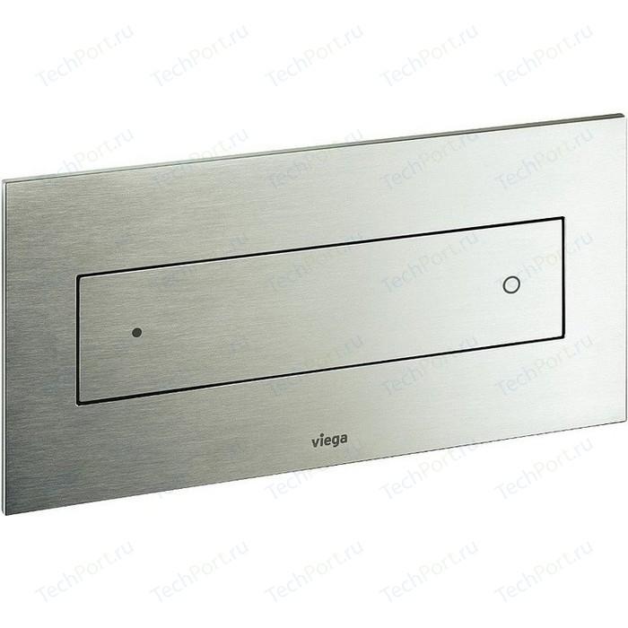 Кнопка смыва Viega Visign fo style 12 матовый хром (597276)