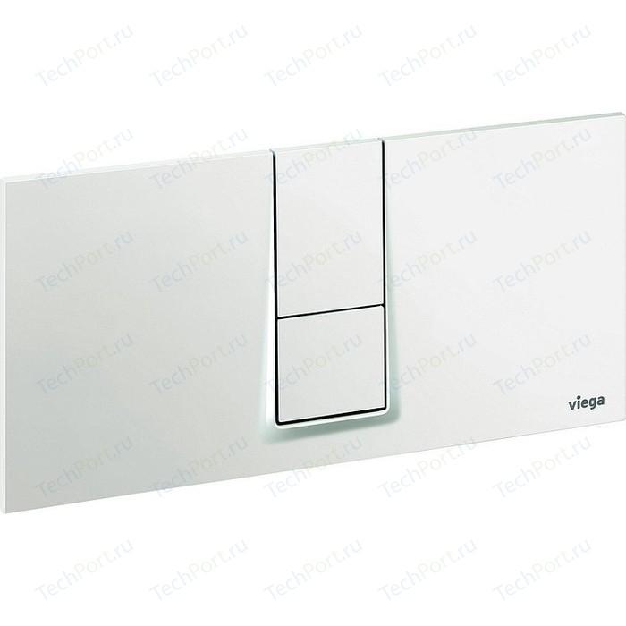 Кнопка смыва Viega Visign fo style 14 белый (654689)