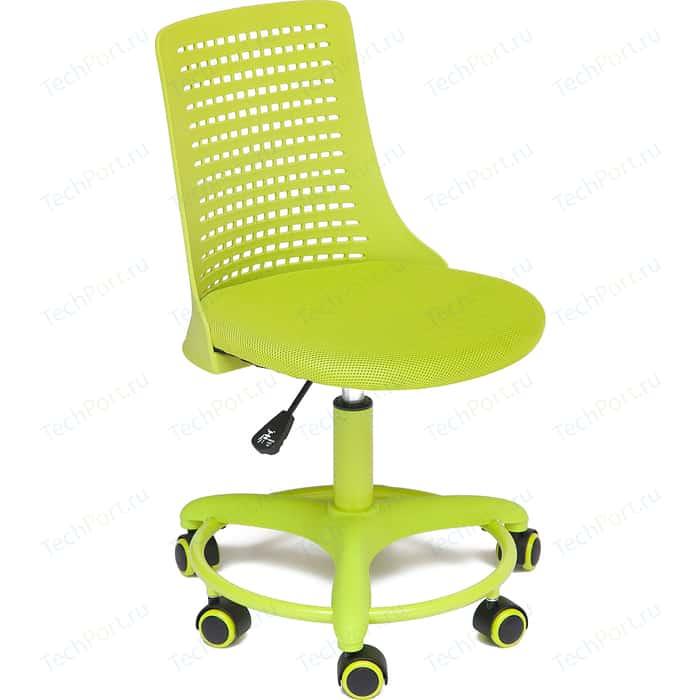 Кресло TetChair Kiddy ткань, салатовый