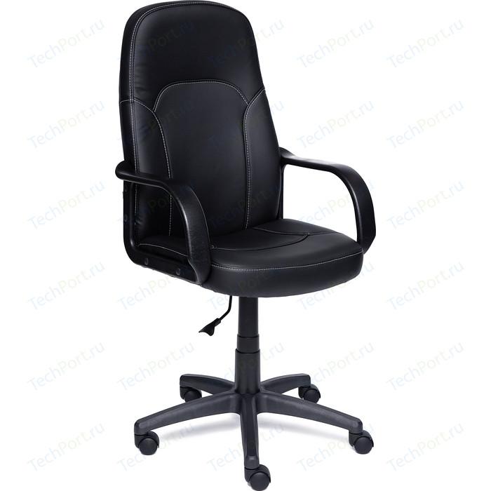 Кресло TetChair PARMA кож/зам, черный, 36-6
