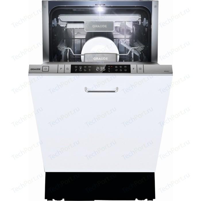 Фото - Встраиваемая посудомоечная машина Graude VG 45.2 кольцо vg 0100809218585 тф
