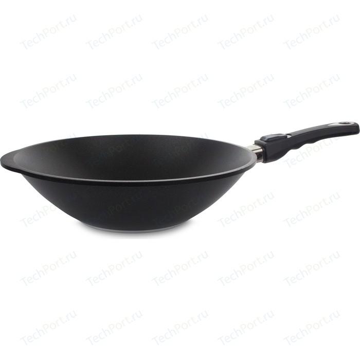 Сковорода WOK AMT Gastroguss d 32см Frying Pans (AMT1132S)