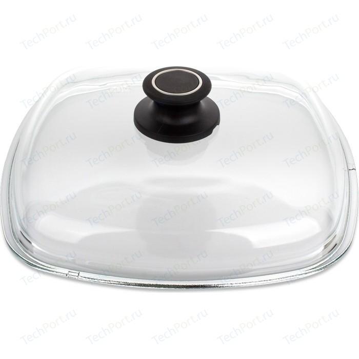 Крышка квадратная 26 см AMT Gastroguss Glass Lids (AMTE26)