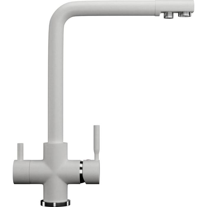 Смеситель для кухни Ulgran U-016 с подключением к фильтру, молоко (U-016-341)