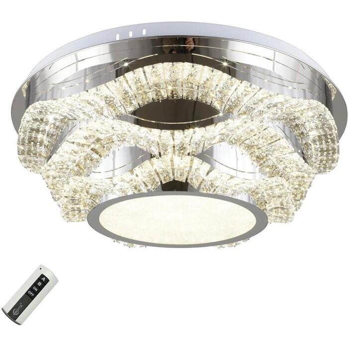 Потолочный светодиодный светильник Omnilux OML-04007-108