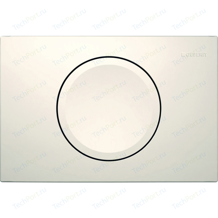 Кнопка смыва Geberit Delta 11 белый (115.120.11.1)