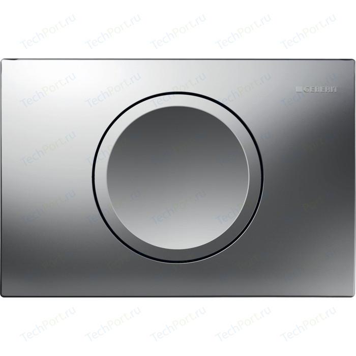 Кнопка смыва Geberit Delta 11 матовый хром (115.120.46.1)