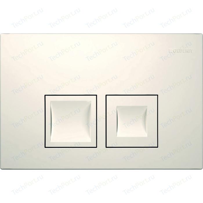 Кнопка смыва Geberit Delta 50 белая (115.135.11.1)