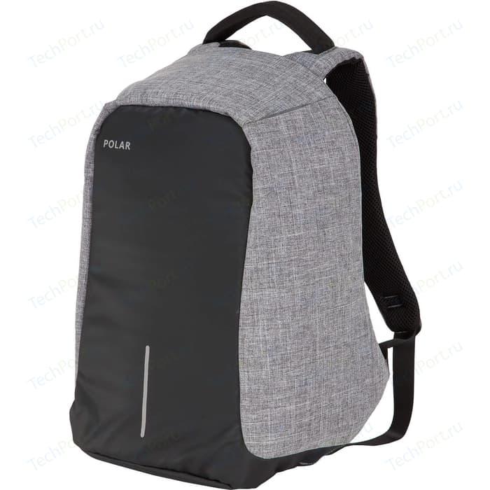 Рюкзак городской Polar П0052-06 Grey
