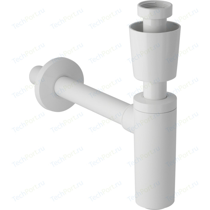 Сифон для раковины Geberit раковины, d 32 мм, белый (151.034.11.1)