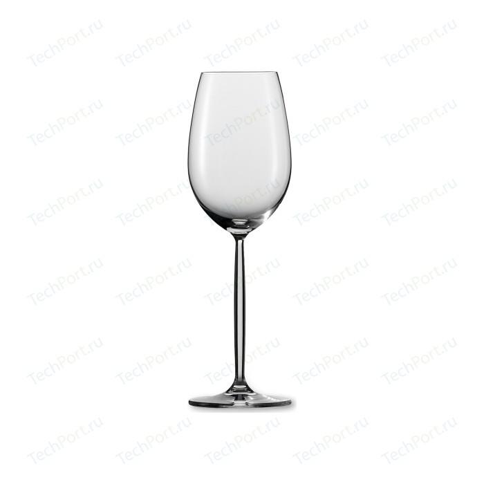 Набор бокалов для белого вина 300 мл 6 шт Schott Zwiesel Diva (104 097-6) набор бокалов для красного вина 612 мл 6 шт schott zwiesel diva 104 096 6