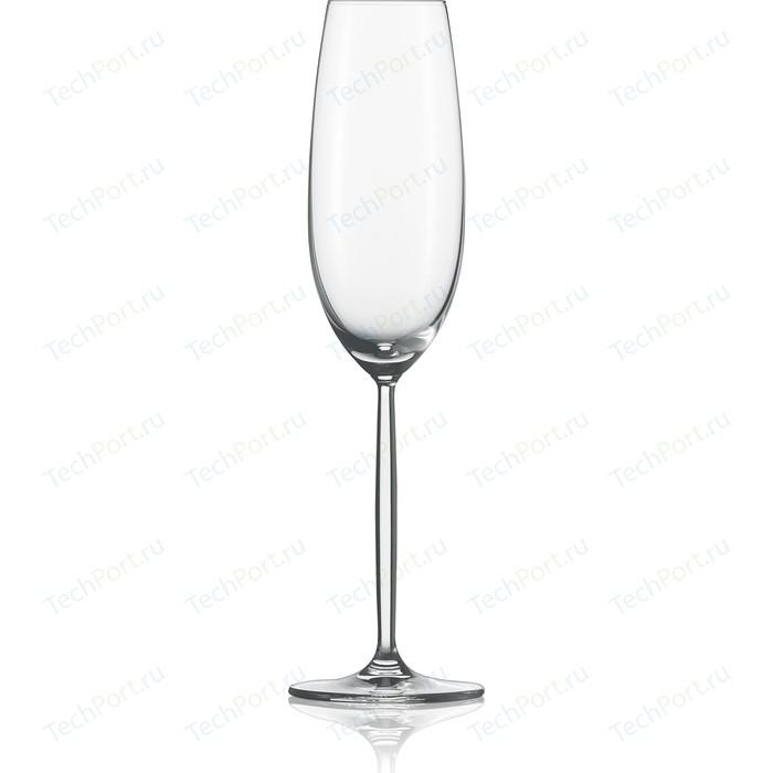 Набор фужеров для шампанского 220 мл 2 шт Schott Zwiesel Diva (104 594-2)