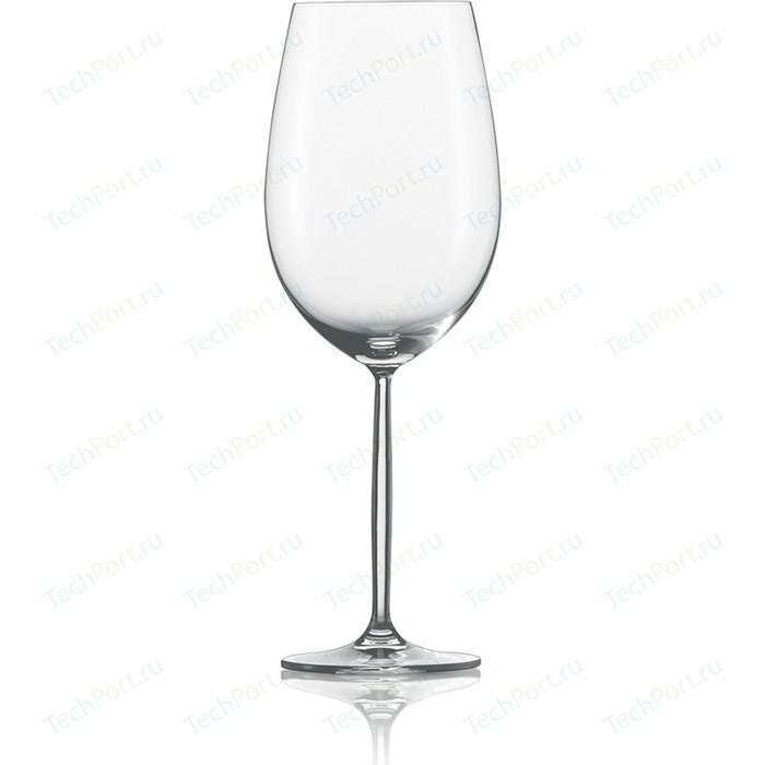 Набор бокалов для красного вина 770 мл 2 шт Schott Zwiesel Diva (104 595-2) набор бокалов для красного вина 612 мл 6 шт schott zwiesel diva 104 096 6