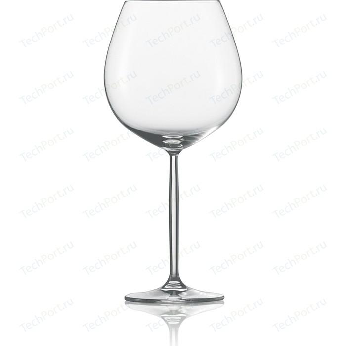 Набор бокалов для красного вина 840 мл 2 шт Schott Zwiesel Diva (104 596-2) набор бокалов для красного вина 612 мл 6 шт schott zwiesel diva 104 096 6