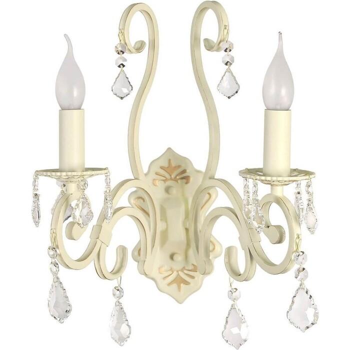 Бра Arti Lampadari Gioia E 2.1.2.602 CG настольная лампа arti lampadari gioia e 4 3 602 cg
