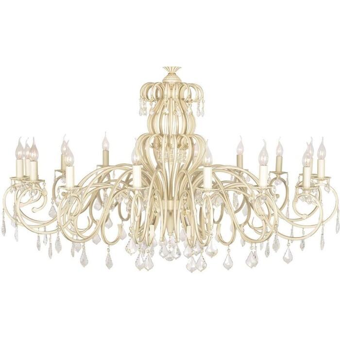 Подвесная люстра Arti Lampadari Gioia E 1.1.16.602 CG настольная лампа arti lampadari gioia e 4 3 602 cg
