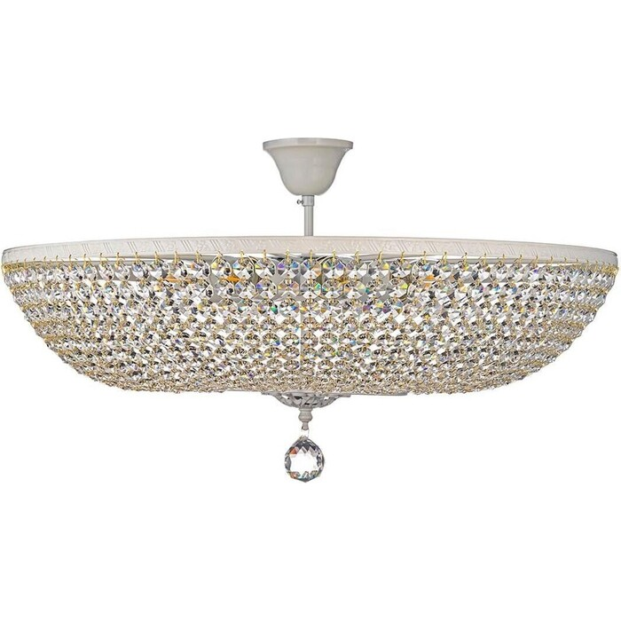 Потолочный светильник Arti Lampadari Nobile E 1.3.60.2.100 WG люстра arti lampadari nobile e 1 3 40 2 100 wg e27 360 вт