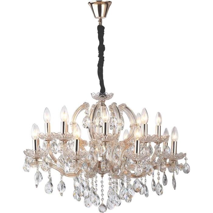 Подвесная люстра Dio D`arte Galliano E 1.1.16.200 G подвесная люстра dio d arte alessandria e 1 1 16 200 g