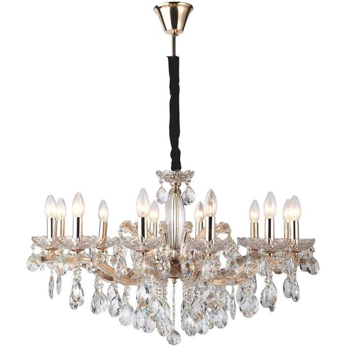 Подвесная люстра Dio D`arte Galliano E 1.1.12.200 G подвесная люстра dio d arte alessandria e 1 1 16 200 g
