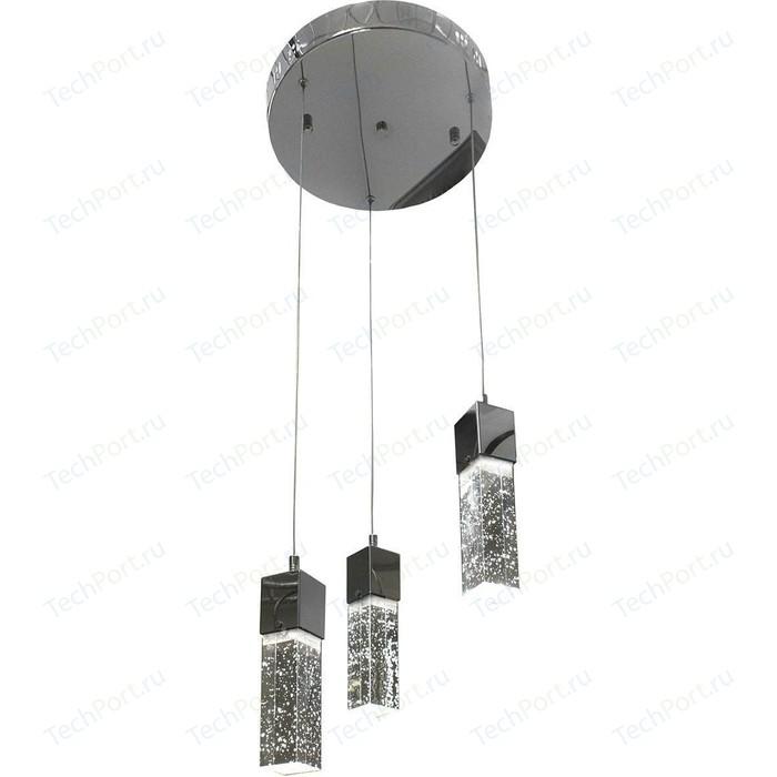 Подвесная светодиодная люстра Kink Light 08510-3A(4000К)