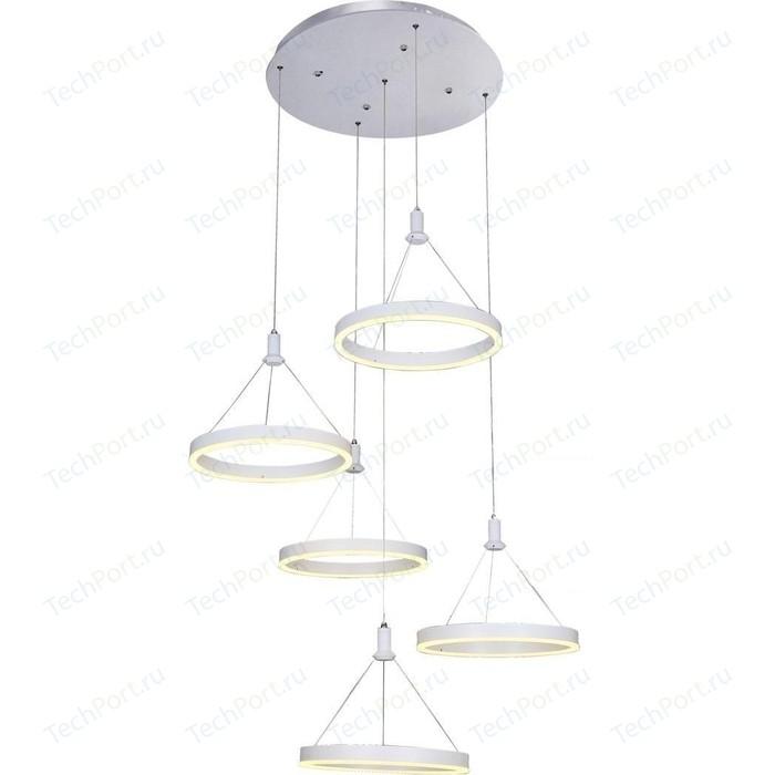 Подвесная светодиодная люстра Kink Light 08205-5A,01(4000K)