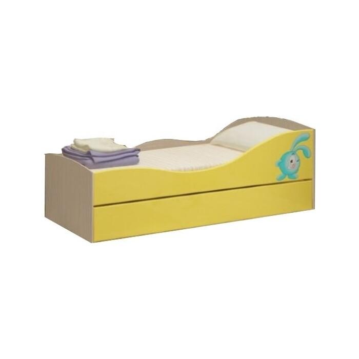 Детская двухъярусная кровать Регион 58 Юниор-10 МДФ 80x160