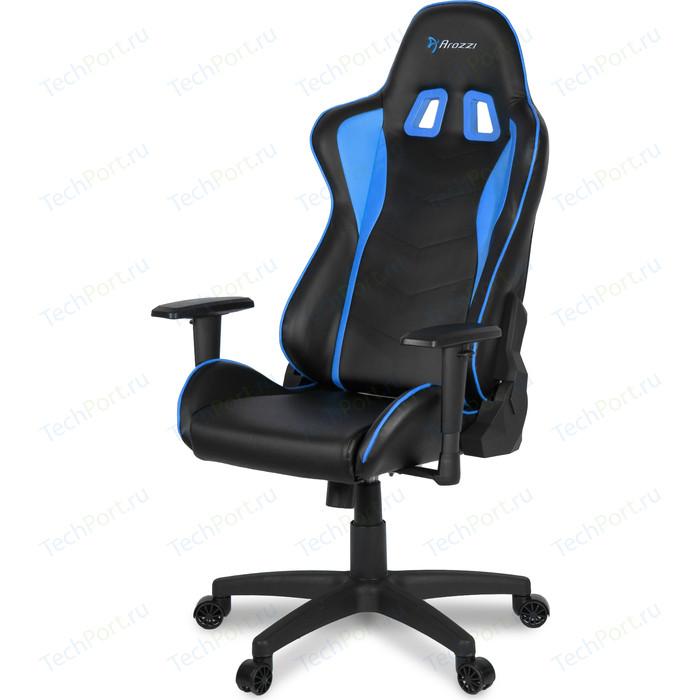 Компьютерное кресло Arozzi Mezzo V2 blue