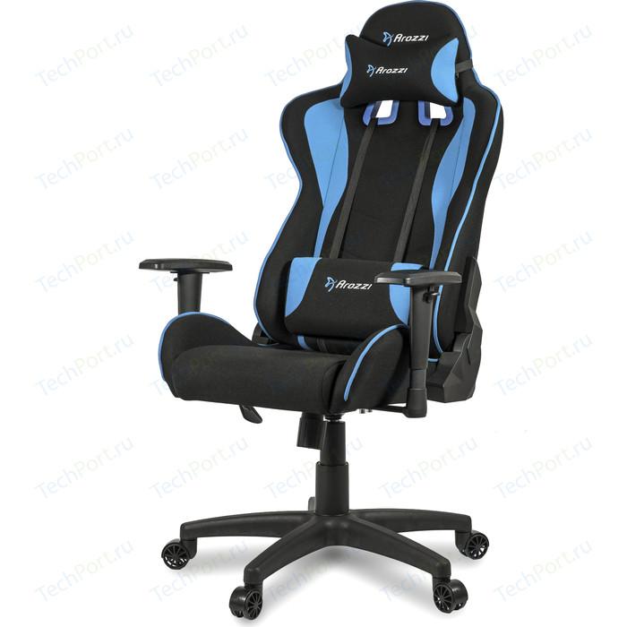 Компьютерное кресло Arozzi Mezzo V2 fabric blue
