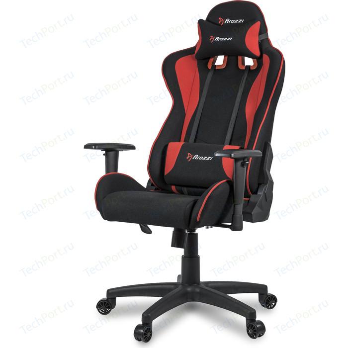Компьютерное кресло Arozzi Mezzo V2 fabric red