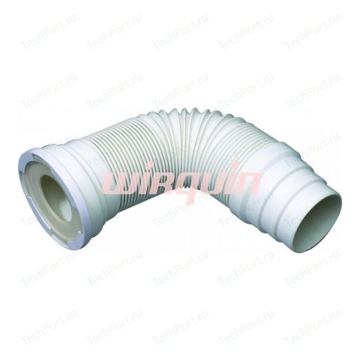 Гофра для унитаза Wirquin D110 мм, max L750 мм (70717572)