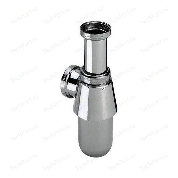 Сифон для раковины Viega 1 1/4х32 без отвода и розетки, хром (105082) сифон для раковины kludi 1 1 4х32 хром 1010505 00