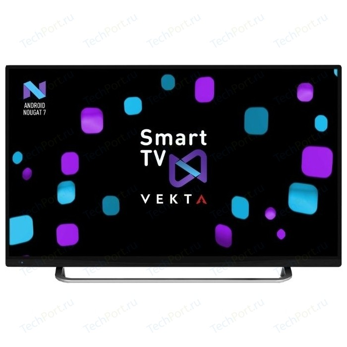 LED Телевизор VEKTA LD-32SR4715BS