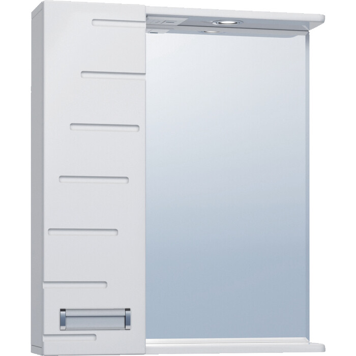 Зеркало-шкаф VIGO Diana №8 600Л белый (2000170716136)