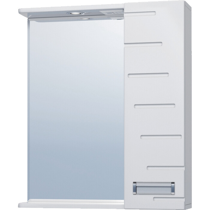 Зеркало-шкаф VIGO Diana №8 600ПР белый (2000170716143)