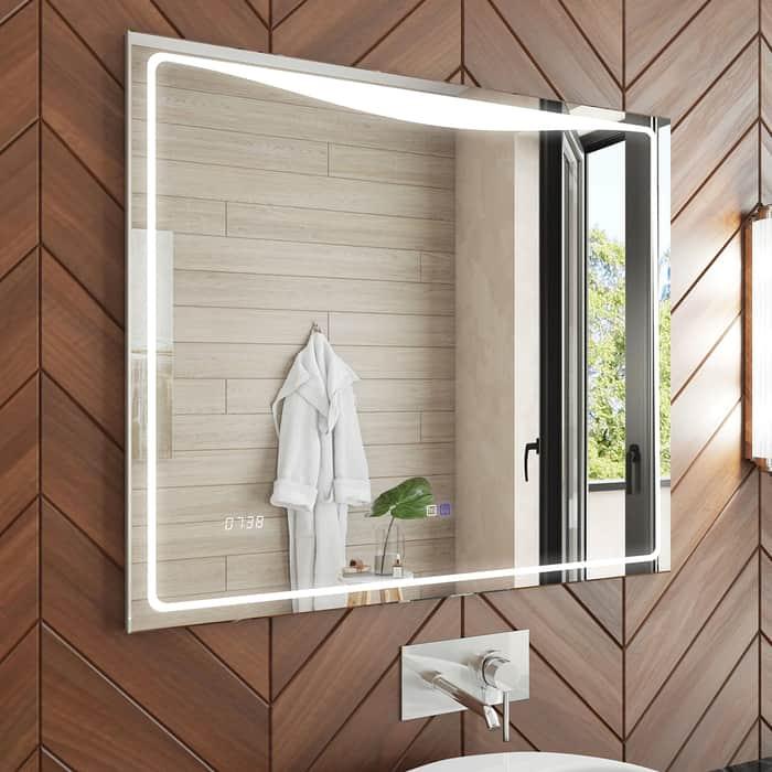 Зеркало VIGO Eva Luxe 100 с подсветкой (4640027140875)