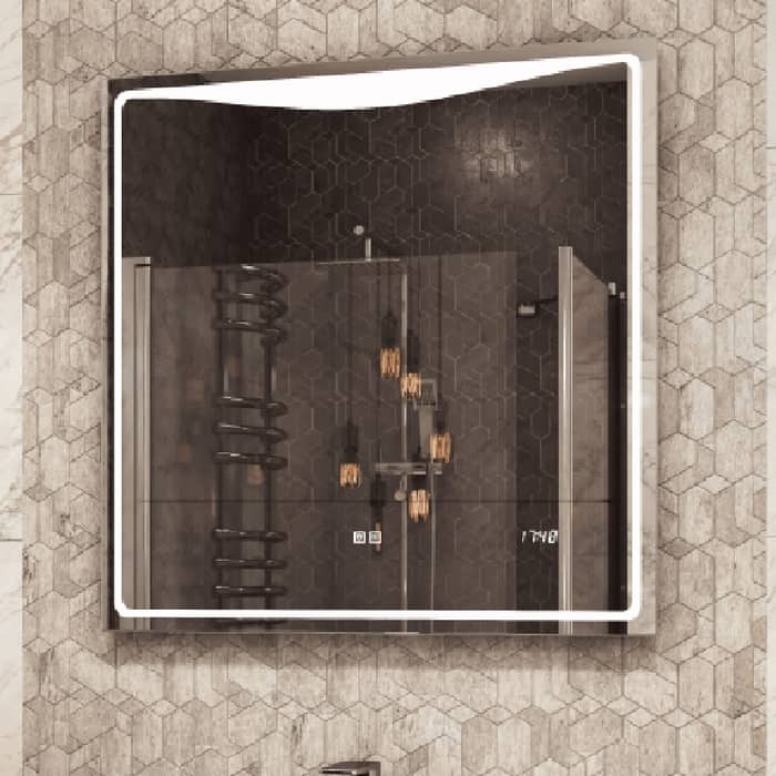 Зеркало VIGO Eva Luxe 70 с подсветкой (4640027140851)