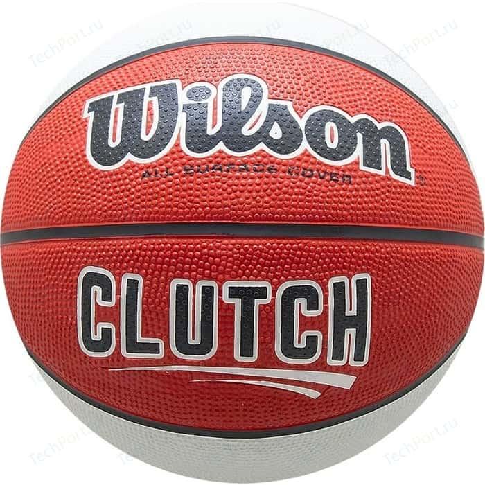 Мяч баскетбольный Wilson Clutch (WTB14195XB07) р. 7